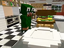 Amazon com: Watch Clip: Little Lizard Gaming - Minecraft