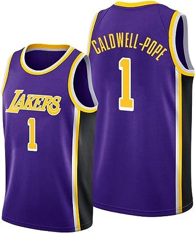 YPKL Caldwell Lakers # 1 Finales Campeón Camiseta de ...