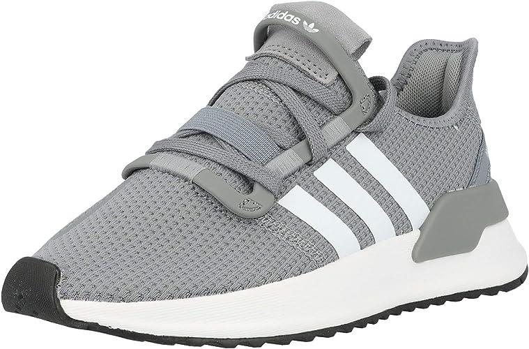 adidas U-Path Run J W Shoes Grey/FTWR