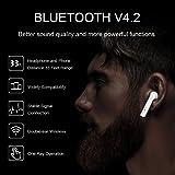 Wireless Earbuds, GUSGU TWS Mini In-Ear Sports