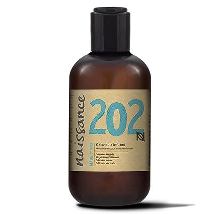Naissance Aceite Macerado de Caléndula 250ml - 100% natural, vegano y no OGM