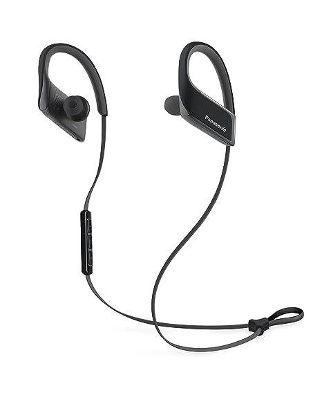 Panasonic RP-BTS30E-K - Auriculares (Binaurale, USB, Gancho de Oreja