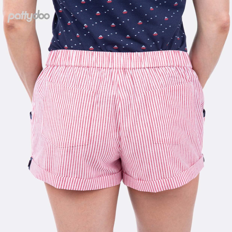pattydoo Schnittmuster Shorts Summer