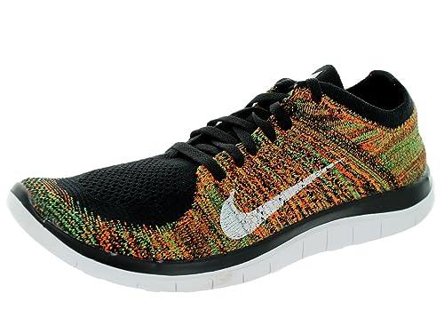 pretty nice ec4e3 bfa17 Nike Mens Free Flyknit 4.0 Running Shoes  Amazon.ca  Shoes   Handbags