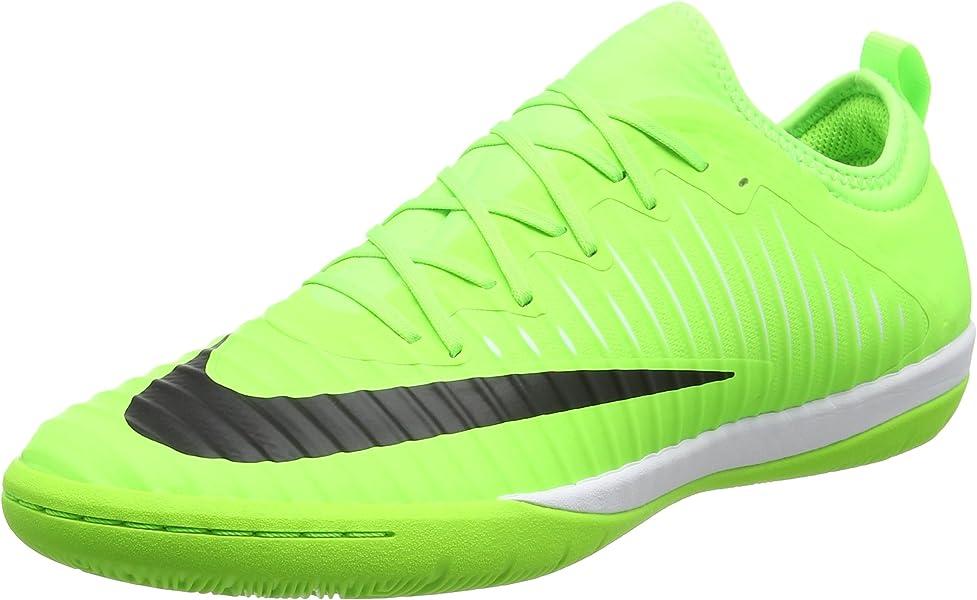 a52cd63e6 ... shopping amazon nike mens mercurialx finale ii indoor shoes flash lime  8.5 soccer ed735 b365c