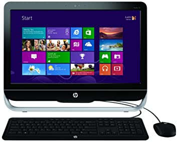 HP Pavilion 23-b130ea All-in-One Desktop PC - Ordenador de sobremesa: Amazon.es: Informática