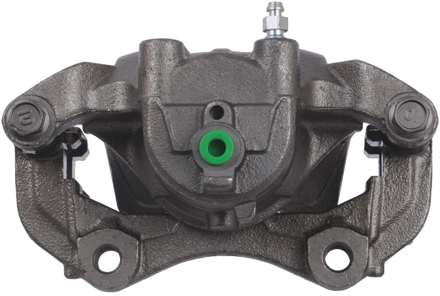 A1 Cardone 19-B6861 Unloaded Brake Caliper with Bracket Remanufactured