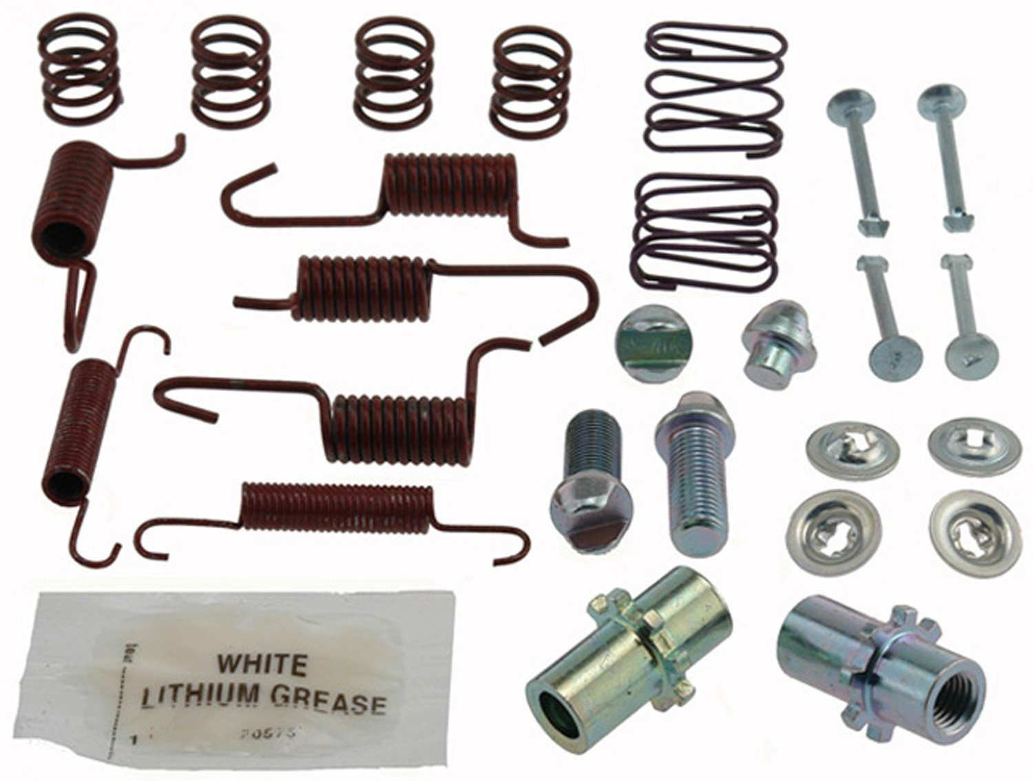 ACDelco 18K1771 Professional Rear Parking Brake Hardware Kit
