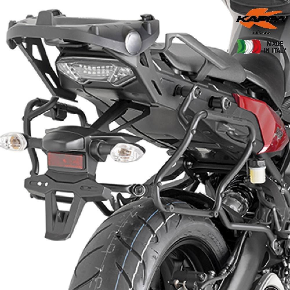 2015 /klxr2122/ Support pour valises lat/érales Yamaha MT-09/Tracer Kappa/