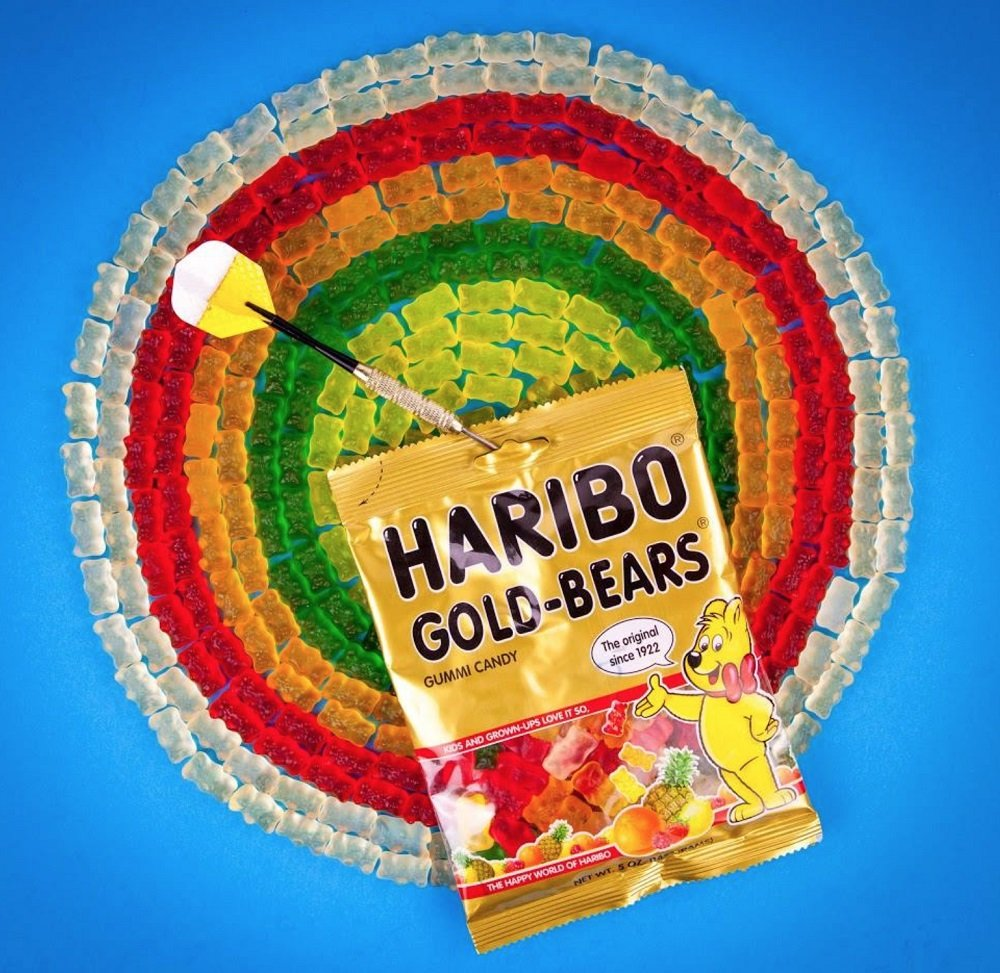 Haribo Gold-Bears Theater Box, 3.4 oz. Box, (Pack of 12) by Haribo (Image #3)
