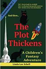 The Plot Thickens (A Gracie Series Book 3) Kindle Edition