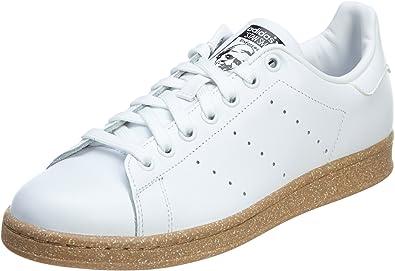 huella Desmenuzar Pizza  Amazon.com: Stan Smith para hombre en blanco/gum Por Adidas, Blanco, 11.5  D(M) US: Shoes