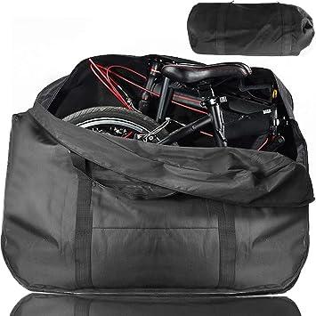 """Faltrad Transporttasche Faltradtasche Fahrrad-Tasche für 24/"""" Falträder"""