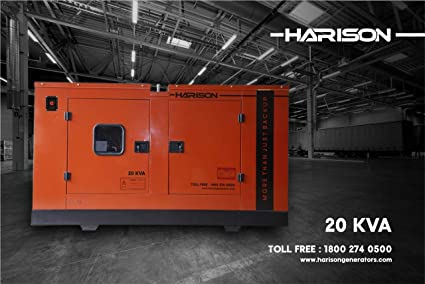 Harison Generators 20 KVA (HG20K) Three Phase: Amazon in
