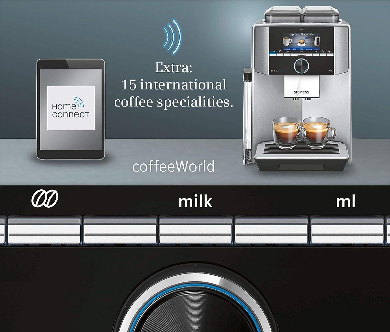 Amazon.com: Siemens super-automatic espresso coffee machine ...