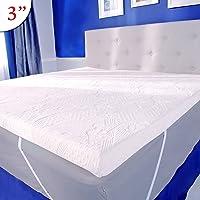 MyPillow Three-inch Mattress Bed Topper (Twin XL)