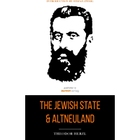 Theodor Herzl Collection: Jewish State and Altneuland
