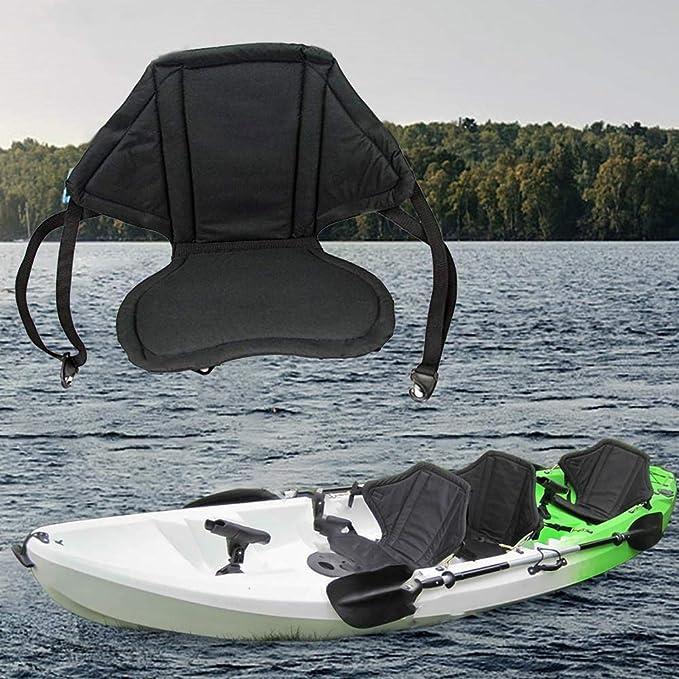 DELUXE COMFY BACKREST SEAT DETACHABLE BACK REST SIT ON TOP KAYAK CANOE BOAT NEW