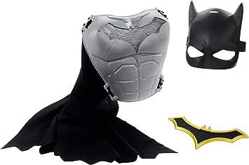 JUSTICE LEAGUE- DC Batman Missions Disfraz traje y complementos de ...