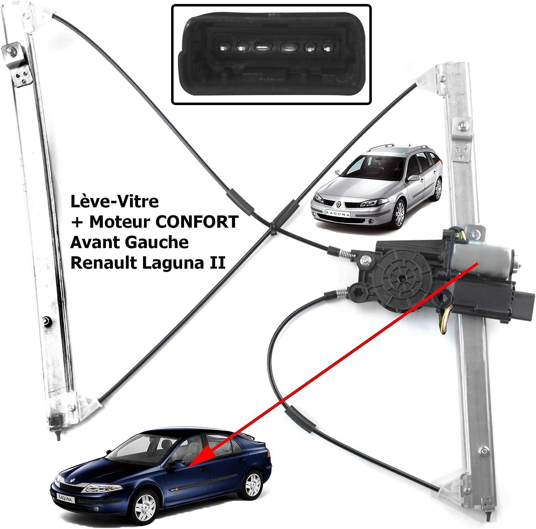 Leve Vitre electrique avec Moteur Confort Avant Gauche Laguna 2 break 8200000937