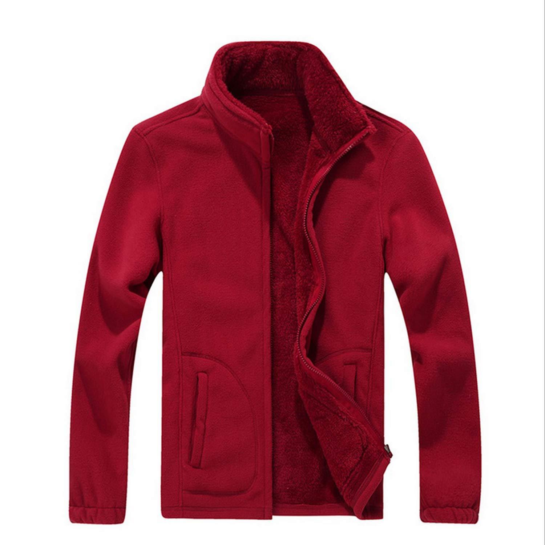 Mens Jackets Fleece Sportswear Wool Liner Hoody Warm Hoodies Coats Sweatshirts