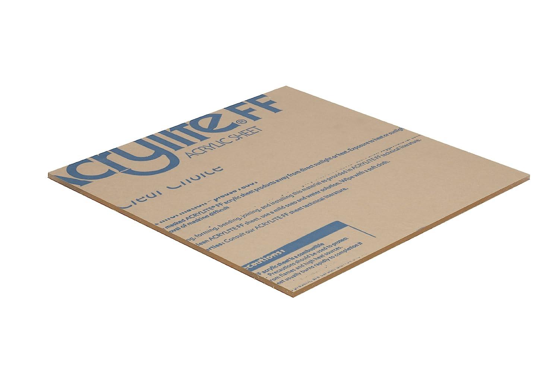 12 x 36 Falken Design CL1-2//1236 Acrylic Clear Sheet 1//2 Thick 12 x 36 1//2 Thick HHC