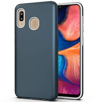 Amazon.com: Funda para Samsung Galaxy A20, funda para ...
