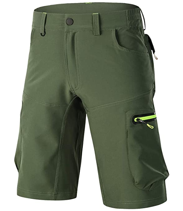 Outto Men's Mountain Bike Shorts Road Cycling Loose Casual MTB Clothing