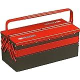 Heco 108 7 - Caja Herramientas Metalica Heco 108.7=108: Amazon.es: Bricolaje y herramientas