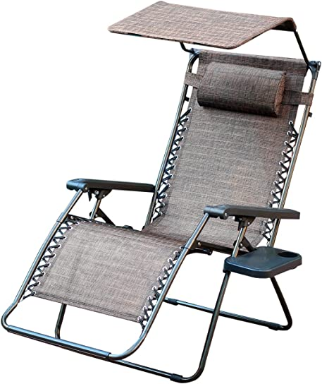 Jeco Oversized Zero Gravity Chair - a good cheap outdoor recliner
