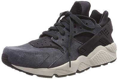 cheaper b238c 6eae9 Nike Air Huarache Run PRM, Chaussures de Fitness Homme, Multicolore  (Anthracite Light Bone