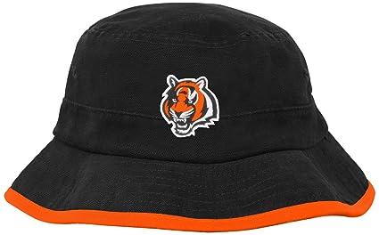 Amazon.com   Outerstuff NFL Boys 4-7 Team Bucket Hat-Black-1 Size ... 8b3902db3e6