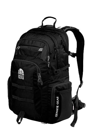 1e210166fb Amazon.com  Granite Gear Campus Superior Backpack - Black  Sports ...