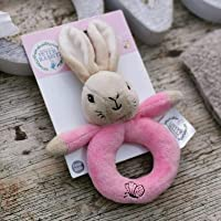 Peter Rabbit: Ring Rattle - Assorted