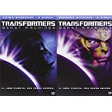 Transformers-Beast Machines-Complete Series (4 DVD) [Import]