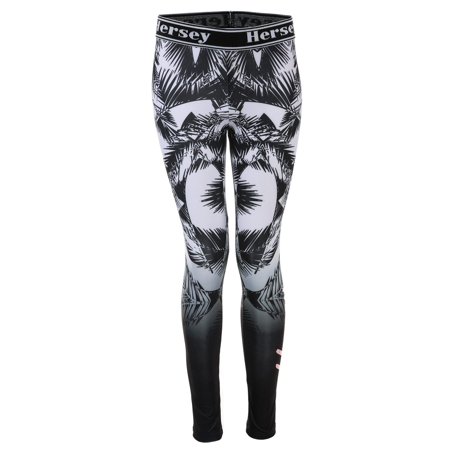Beck and Hersey Girls Feather Legging