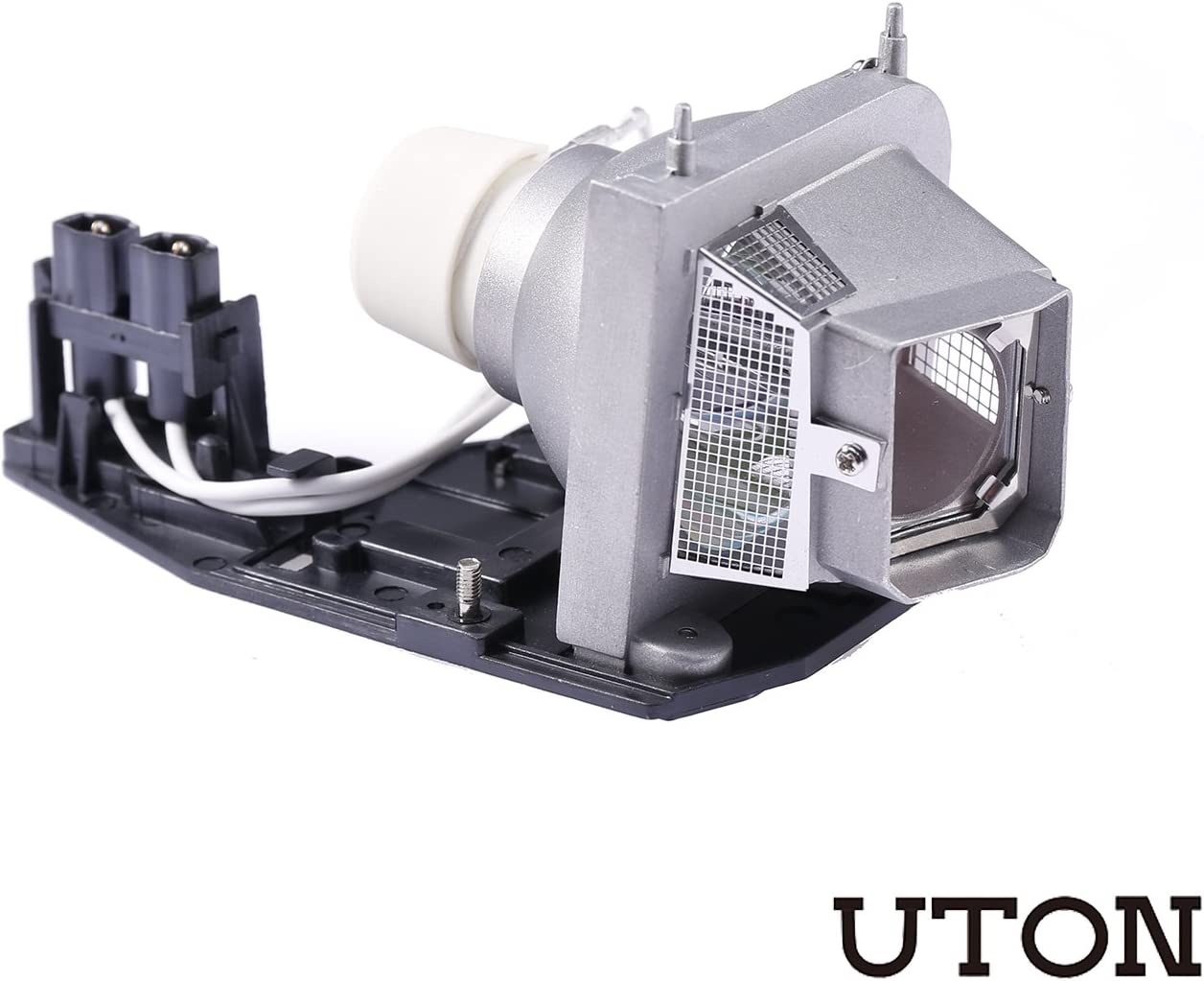 Uton 1510X Replacement Projector Lamp Bulb with Housing for DELL 1510X Projector