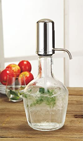 Cristal dispensador De Bebidas tarro 2,1L cóctel de bebidas agua zumo Punch fiesta bebidas