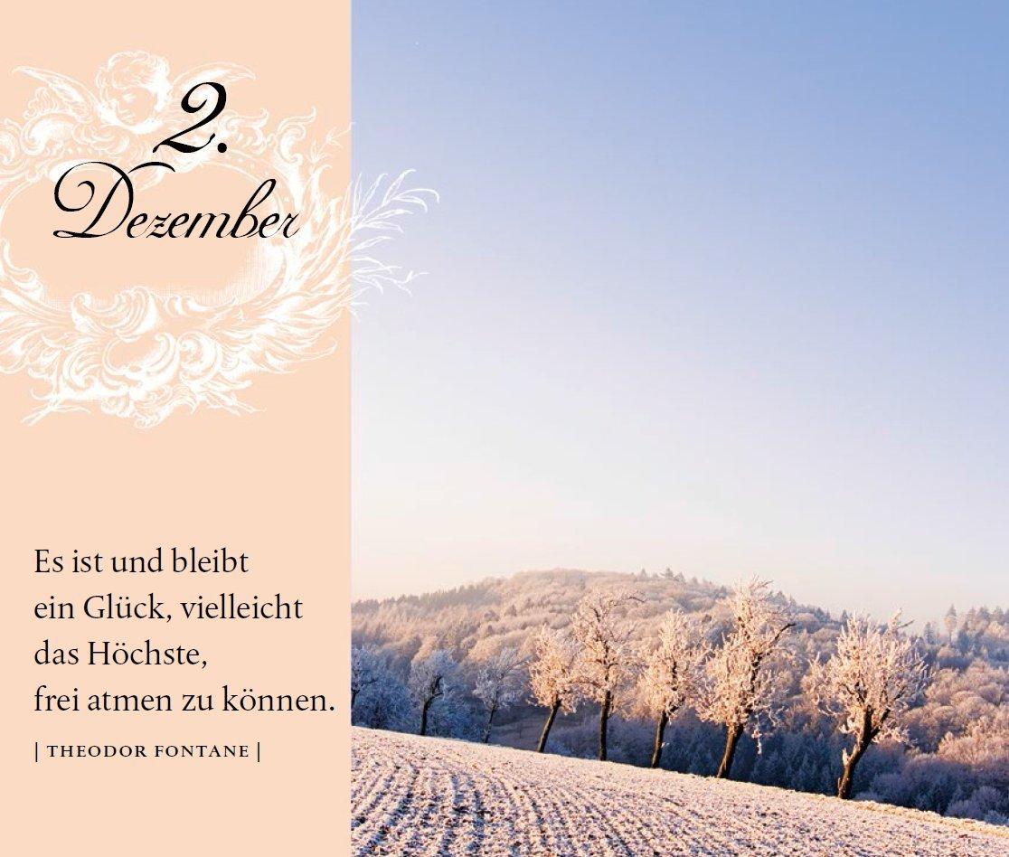 Weihnachtssprüche Adventskalender.24 Mal Die Zeit Anhalten Ein Adventskalender Zum Besinnen Und