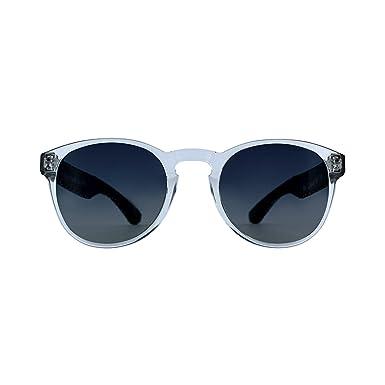 WEID Occhiale da Sole Sartoriale Mod. 058 (nero opaco) txZfhTP