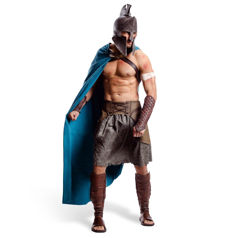 300 Temístocles Deluxe traje película griega de los hombres ...