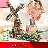 kingtoys® Piezas de Construcción Juego de Rompecabezas Inteligente con Formas Varias (Unos 118 pcs)