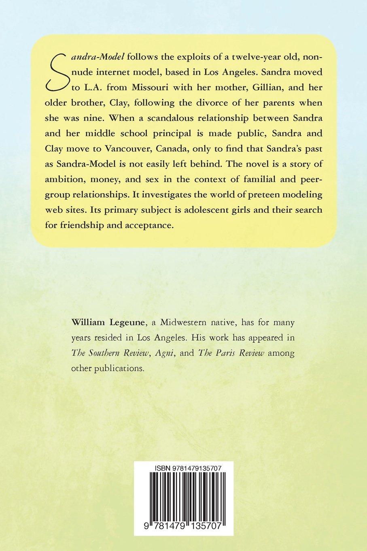 Sandra model nude Sandra-Model: An American Romance: Mr. William Legeune: 9781479135707:  Amazon.com: Books
