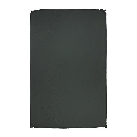 Fridani ISO DUO 500 antislip - Soft-Touch esterilla aislante hinchable, 193x120x5 cm, para 2 personas, 3700g: Amazon.es: Deportes y aire libre