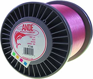 Ande Premium Monofilament Line with 80-Pound Test