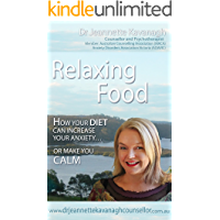 Relaxing Food (Calming Words Book 2)