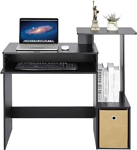 Best home office desk: ZENY Computer Desk