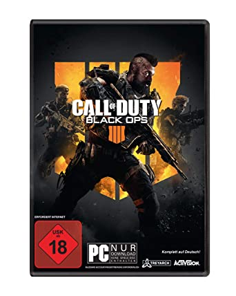 Call Of Duty Black Ops 4 Standard Edition Pc Amazon De Games