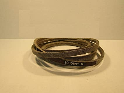 """REPLACEMENT BELT FOR EXMARK 116-3455 SOME PIONEER 48/"""" QUEST 52/"""" QUEST SP"""