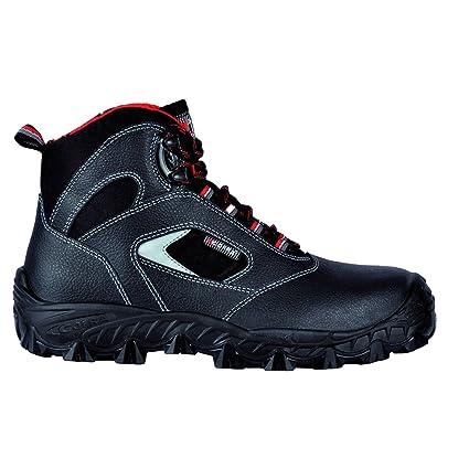 """de Negros """"Fowy Seguridad """"Fowy Zapatos Negros Seguridad de Zapatos USBq0Z"""